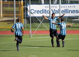 Serie D Lombardia, bastano quattro minuti alla Calcio Lecco