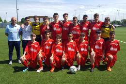 Il Chieri vince contro la Juventus 3-1