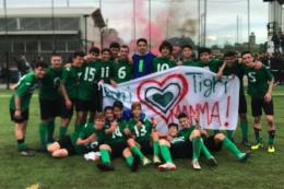 Real Vanzaghese-Accademia Bustese 4-0: Groe da copertina, Il Real è Regionale