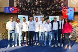 Gozzano: ufficializzato l'organigramma e lo staff tecnico della stagione 2019/20
