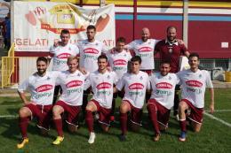 Calcio Romanese-Bedizzolese Eccellenza: Vitari e Muskic in scioltezza