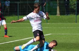 Milan-Bologna Under 16: un punto a testa, Milan scontento
