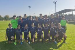 CG Bresso - Bresso Under 14: Vergani e Pizzo decidono il derby