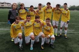 Colognese-Villongo Under 14: manita per Santinelli