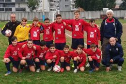CVS - Città di San Giuliano Esordienti fascia b: Il derby è dell'Atletico