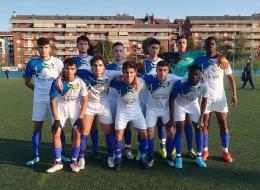 Acc.Grugliasco - Atletico Torino Under 19:  Sandjo e Flor trascinano i gialloblù