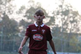Torino-Gozzano Under 14: Rossi, Dimitri e Biliboc in gol. Al Torino la vetta