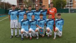 Chieri - Castellanzese Under 19: Mingrone Sbriccoli due lampi biancazzurri