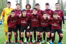 Milan-Spal Under 15: il Milan si rialza, Longhi solista