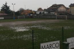 Atletico CVS - Città di San Giuliano Under 16: Derby bagnato derby rimandato