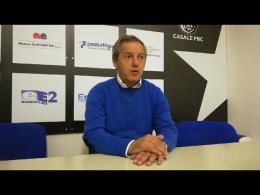 Casale - Savona Serie D, Coccolo non sfonda e il Savona strappa un punto