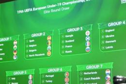 Europei, Fase Elite: sorteggiati gli avversari dell'Italia Under 19 e Under 17