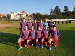 Accademia Gera d'Adda - Acos Treviglio Under 19: tris d'assi, gioia amaranto nel derby