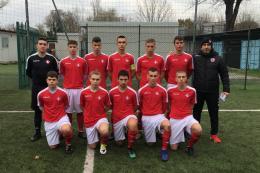 Club Milano - Accademia Sd Under 17: Fasan sblocca una partita in perfetta parità