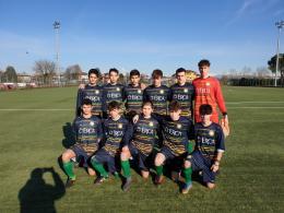 Acos Treviglio - Longuelo Under 17: ospiti corsari, gialloneri ko
