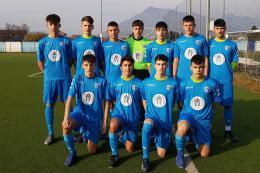 Alpignano - Lascaris Under 17: Merico core 'ngrato, gioia Alpignano