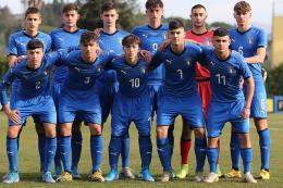 Italia Under 16: Masala scatenato, cinquina Azzurra contro il Qatar in amichevole