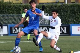 Italia Under 16, Qatar sconfitto anche nel secondo test-match: Turco scatenato, doppietta per lui