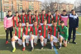 Mercadante - Cit Turin Under 15, Mirante scatenato, tripudio rossoverde