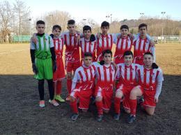 Rosta Calcio - Borgaro Under 14: Petrea inchioda i gialloblù nel finale