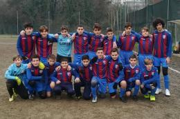 Città di San Giuliano - Sporting L&B Under 14: Un punto per uno non fa male a nessuno