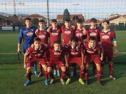 Torino-Empoli Under 16: Indragoli e Ignacchiti chiudono subito i conti, toscani scatenati