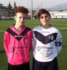 Valtenesi-San Bartolomeo Under 14: la squadra di casa spadroneggia, Notarianni prova a rispondere con una doppietta