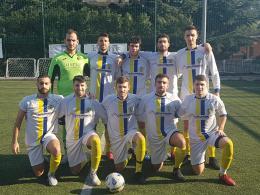 Vianney-Sporting Santa Rita, Terza Categoria Girone A : Romeo porta a casa la vittoria per i gialloblù.