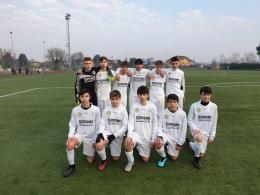 Acos Treviglio - Colognese Under 15: pari e patta, ma la Ghisalbese se ne va