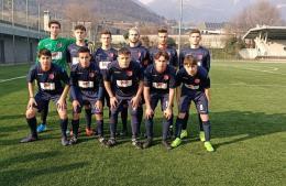 Albinogandino - Ospitaletto Under 19: Tiro da tre con Bellin, Ravelli e Marconi