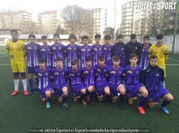 Cenisia - Cit Turin Under 15, Dessì è l'uomo uomo dei derby, Bruscella Problem Solver