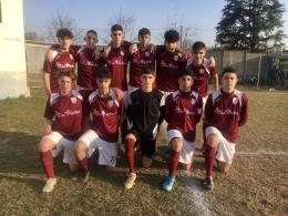 Besnatese-Vergiatese Under 17: Cuore Besnatese ma non basta. La Vergiatese vince 2-1