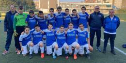 Vianney - Moncalieri Calcio Under 14: Zampardi match-winner, biancoblù in settima posizione