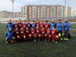 Torino - Canelli U15: Raballo rimonta d'autore, Serra pareggia
