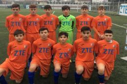 Alcione - Ausonia Under 14: Guerrisi e Di Conza decidono il big match