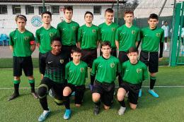 Accademia - Ausonia Under 14 : decide capitan Zanca, gli ospiti mettono la freccia