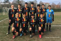 Pinerolo - Bra Under 15: Centro Di Federico, sogno giallorosso