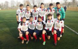 Cinisello - Ausonia Academy Under 15: Pareggio all'insegna di gol e divertimento