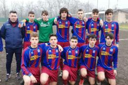 Folgore Pavia-Sancolombano Under 16: grande tris degli ospiti, vittoria importante per Tarantola
