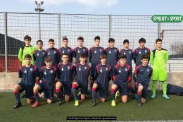 Venaria - Gassino SR Under 17: Giardino segna sul gong, Cervotti beffati