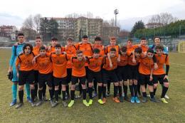 Ivrea Calcio - Rosta Calcio Under 16: Pitti trascina, Tummolo agguanta il pari