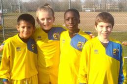 Afforese - Villa Pulcini 2010: Gueye Papa, Leo, Ochoa Aguero, che bella Faccenda per i gialloblù