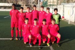 Cenisia - Pozzomaina Under 14: Odello - Obase coppia gol, travolte le violette