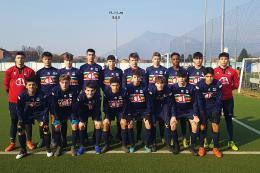 Alpignano - Pro Eureka Under 17, decide Starnai al 6' di recupero
