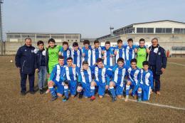 Santena 2014 - San Remigio Under 14, Basso spinge il Santena in alto