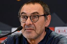 Juventus - Lione, i bianconeri sono al punto più basso sotto la gestione Sarri