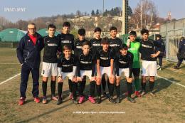 Pinerolo - Savigliano Under 16: Magia Crosetto, impresa ospite