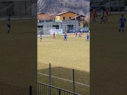 Colico Derviese - NibionnOggiono Under 17: Comberiati segna ma l'arbitro annulla il gol