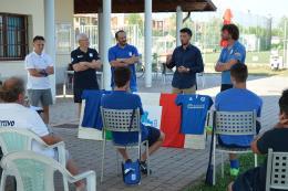 Sirmione Calcio Rovizza: parte la nuova stagione con la presentazione ufficiale dell'intero staff tecnico
