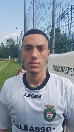 Pro Collegno-Caselette Coppa Prima Categoria: Viola illude la Pro, Crisafi firma i 3 punti in rimonta degli ospiti